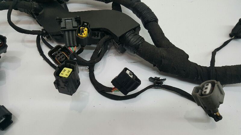 Engine Wiring Harness Hybrid OEM 2013 Kia Optima | eBay