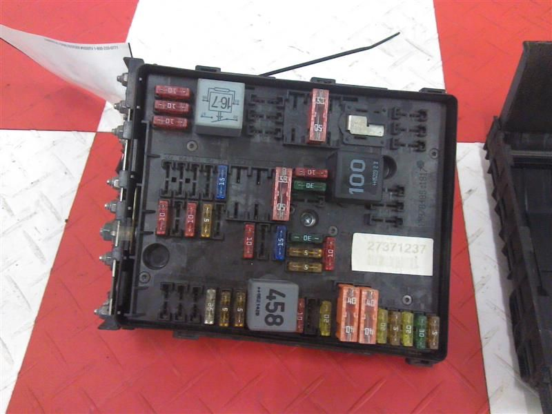 Volkswagen vw passat fuse box engine compartment ebay