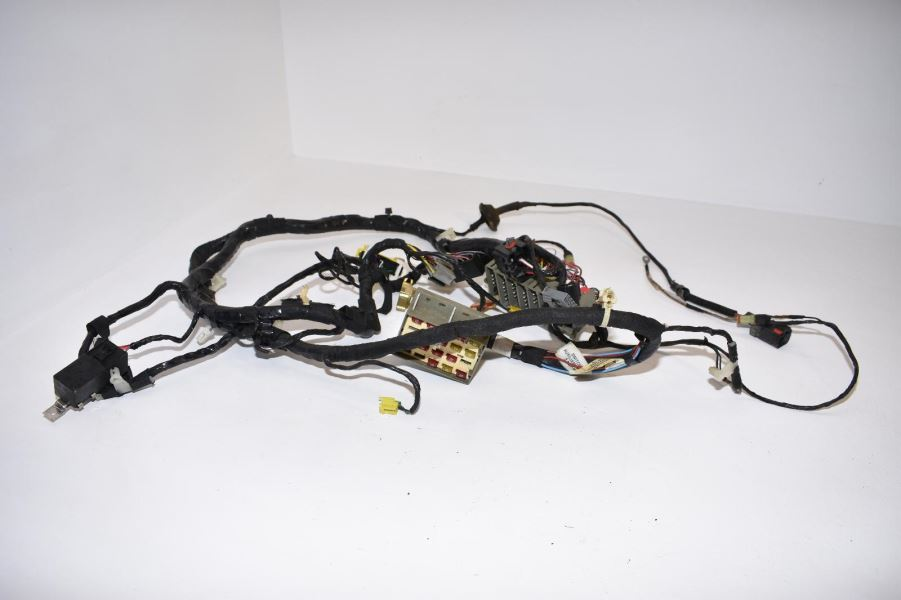 1997-1998 JEEP WRANGLER TJ UNDER DASH WIRE HARNESS AND ...