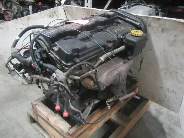 98 99 00 STRATUS ENGINE 4 148 24L VIN X 270708