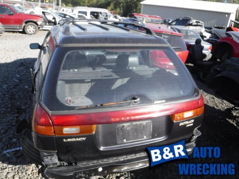 Trunk Hatch Tailgate Station Wgn Without Spoiler Fits 95 99 LEGACY 9561711