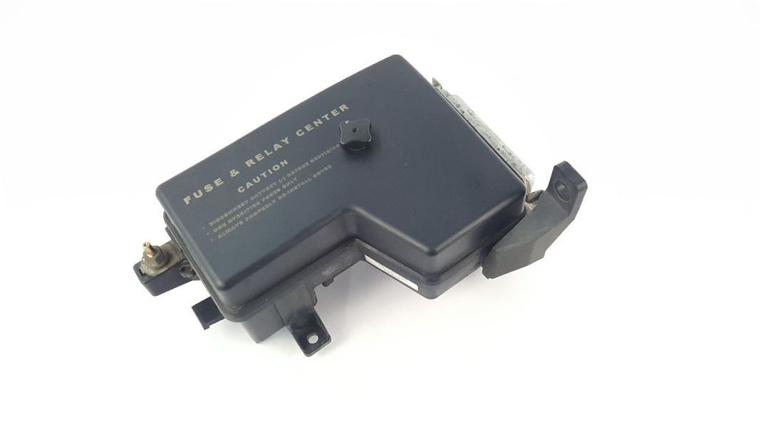 Engine Fuse Box with Integrated Control Module OEM 02 03 ...