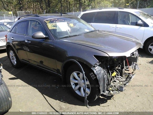 Carrier Assembly 2004 2008 Infiniti Fx35 Rear Awd 3692 Ratio 35l 6