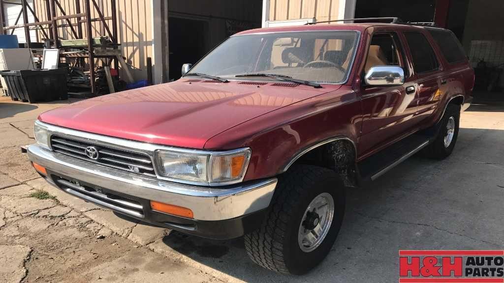 Garage-Pro Hood Hinge for Toyota Pickup 1990-1995 LH