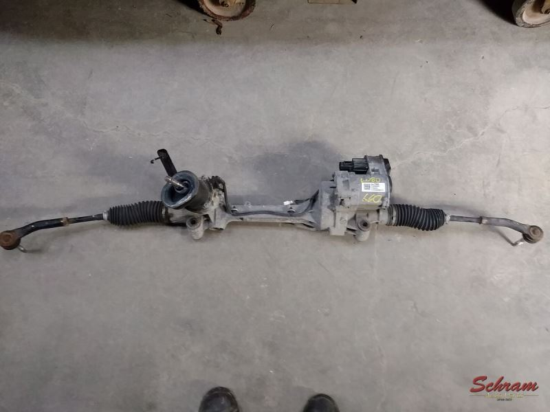 steering gear rack power rack and pinion opt gnb awd fits 14 16
