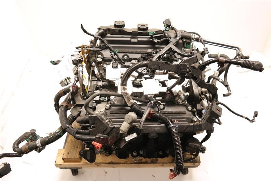 2016 Honda Pilot Engine Long Block Motor 3 5l V6 Oem