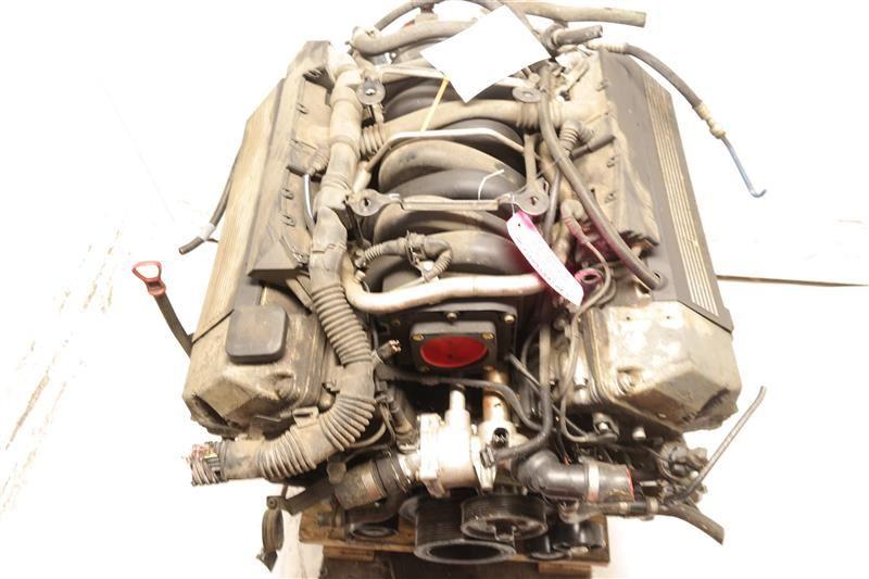 03 04 05 Range Rover L322 Engine Assembly 4.4L VIN 1 7th ...
