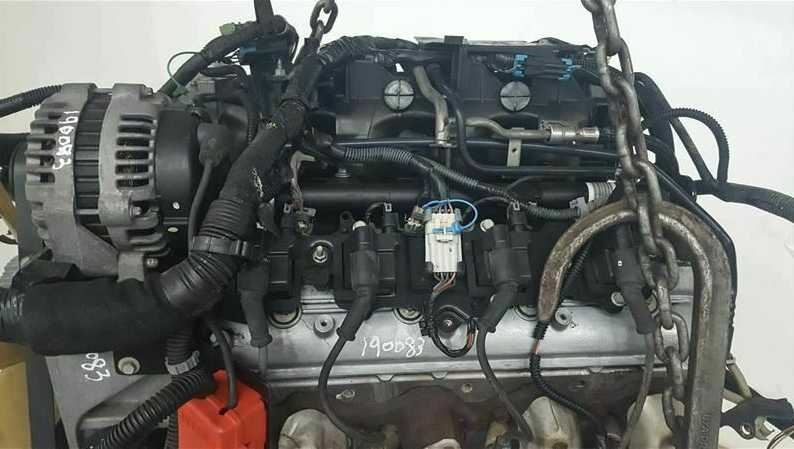 Engine Motor 6 0 LQ4 Complete Engine Swap LS 03 07 Chevy