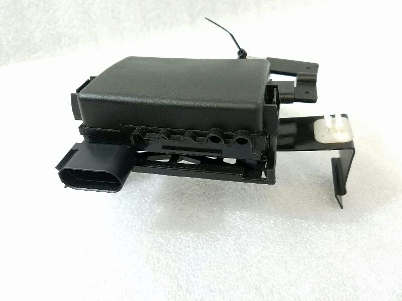2006 bentley continental flying spur battery fuse box w/ bracket 3w0937550a