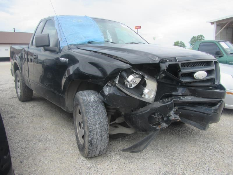 Hood Fits 04 08 Ford F150 Pickup 2162631 Ebay