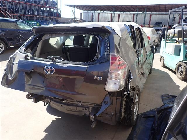 Toyota Genuine 74310-47291-B1 Visor Assembly