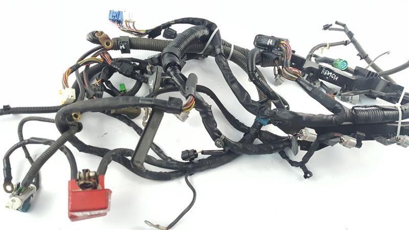Engine Wiring Harness 5 3l One Broken Clip Oem 2007 Gmc