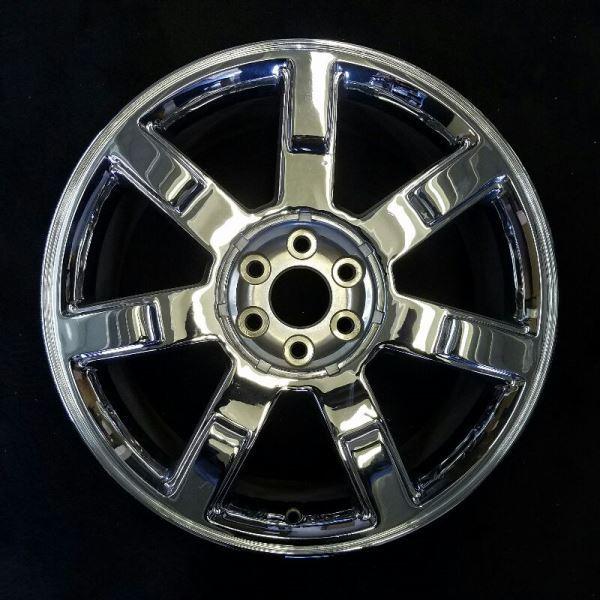 """22"""" CHROME Cadillac Escalade ESV EXT 2007-2014 OEM Factory"""