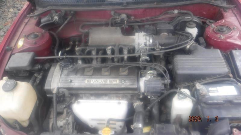 1993 Geo Prizm LSi Engine Assembly 7AFE | eBay
