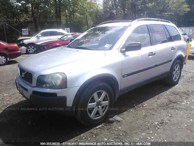 03 04 Volvo XC90 Fuse Box Thru VIN 32123 #2032666 | eBay