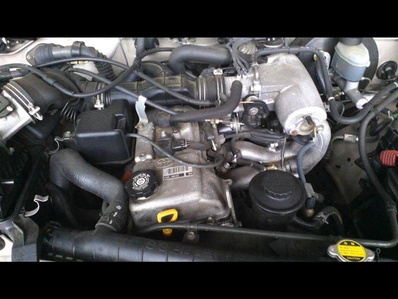 Used 2004 Toyota Tacoma Engine Engine Assembly 2 7l Vin M 5th D