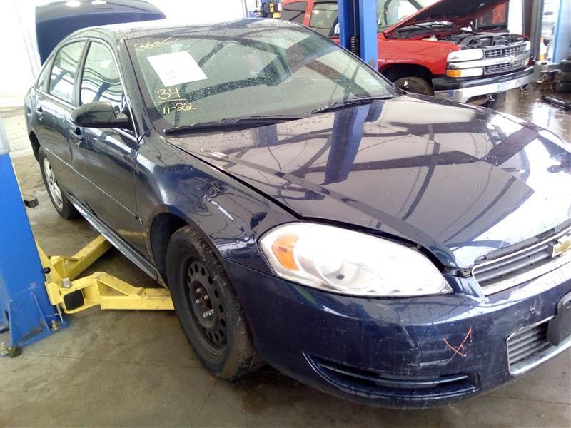 2006-2013 Impala Polished Billet Aluminum Bowtie Rear Deck Emblem AMI 96023P