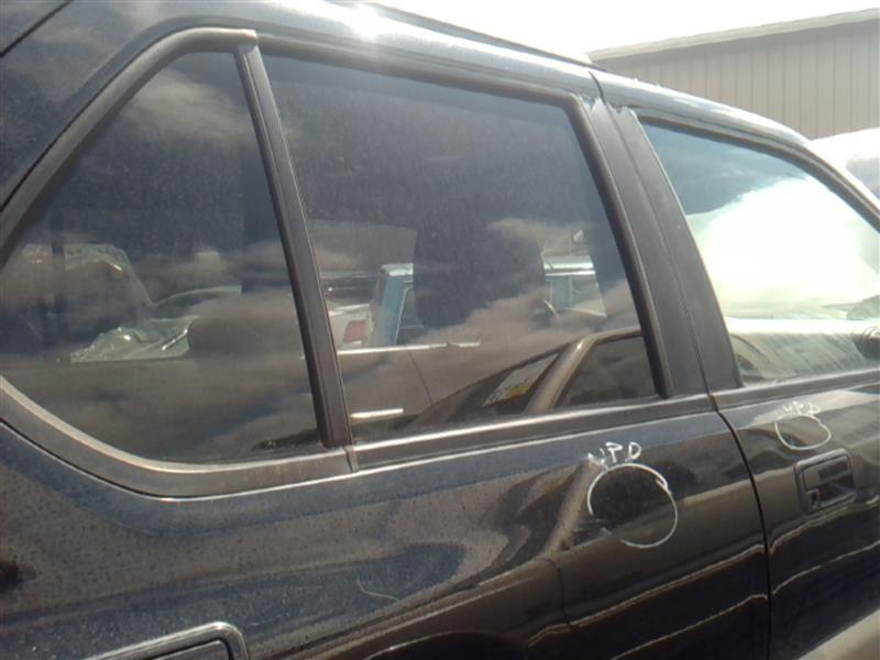 For 98-04 Honda Passport Isuzu Rodeo Window Glass Rear Door Passenger//Right Side