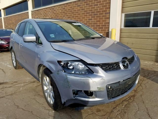 Driver Front Spindle//Knuckle Knuckle Fits 07-14 MAZDA CX-7 FITS CX-7 ONLY