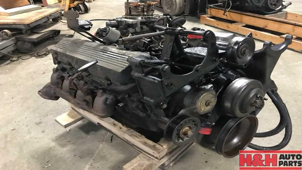 1995 gmc sierra 2500 engine 7.4 l v8