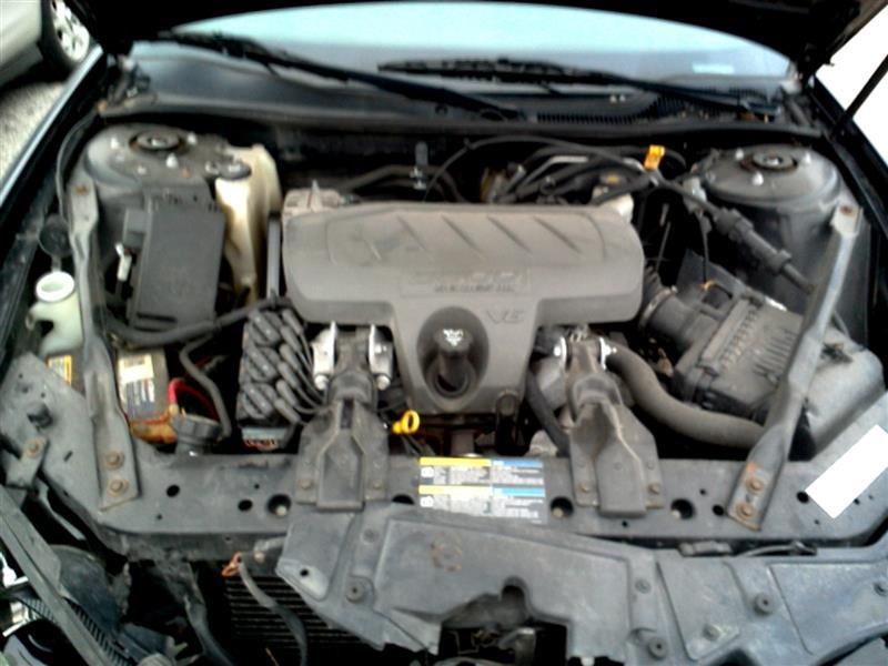 2006 2007 2008 Pontiac Grand Prix Interior Dash Fuse Relay Box Id  10447350 Oem