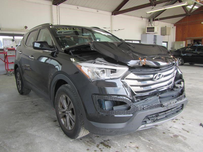Mirror Power Heated Turn Signal Smooth Black RH for Hyundai Santa Fe New
