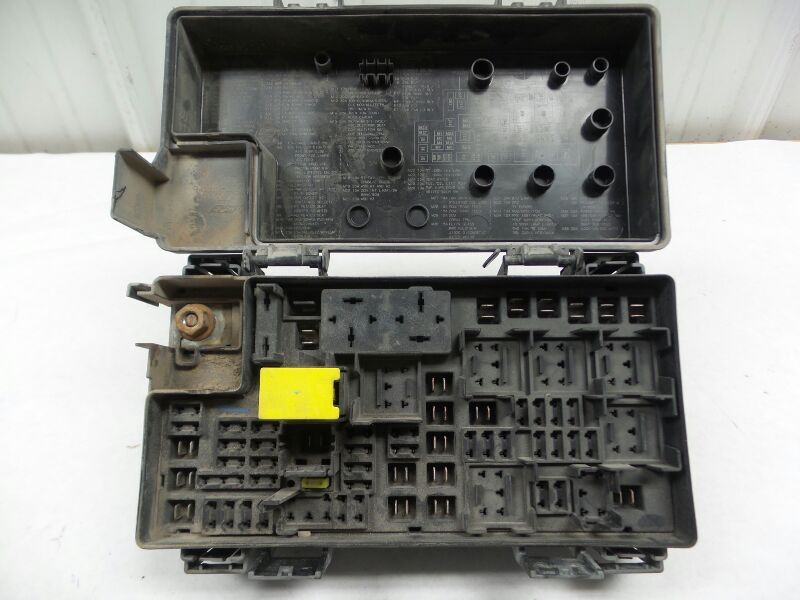 2011 Dodge Ram Fuse Box Cummins 67l Bcm 429638: 2011 Ram Fuse Box At Gundyle.co