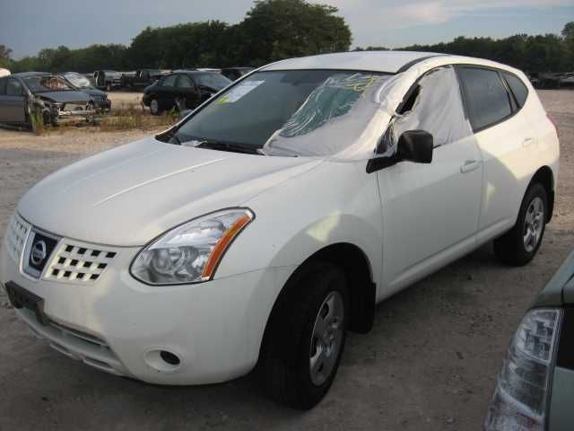 08 2008 Nissan Rogue 25l Engine Vin A 4th Digit Federal Without Tow