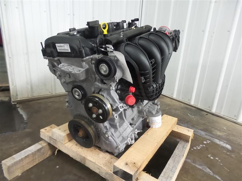 13 14 15 FORD FUSION ENGINE GASOLINE 2.5L VIN 7 VIN T 8TH DIGIT ...