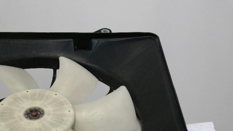 Radiator Cooling Fan w// A//C Condenser Fan For 2010-13 Honda Insight 4Cyl LH /& RH