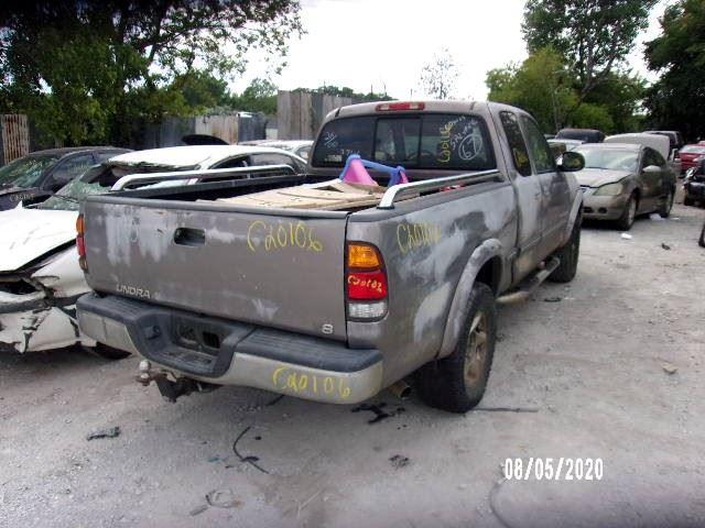 Used 2000 Toyota Tundra Rear Body Decklid Tailgate Decklid Tailga