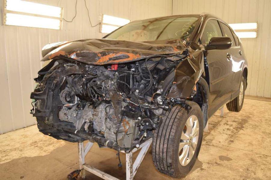 06 2006 Honda CRV Rear Carrier Assembly Stk L77C43 Transmission ...