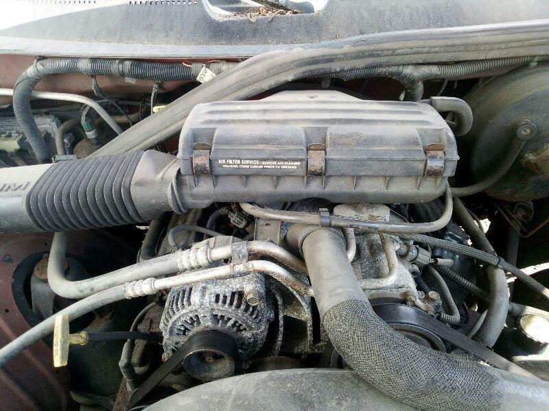 5.2 Dodge Engine >> Details About Engine 8 318 5 2l Gasoline Vin Y 8th Digit Fits 98 03 Dodge 1500 Van 3298608