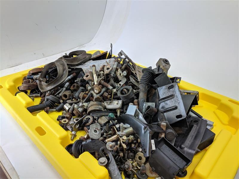 Jaguar XK8 XKR X100 Disassembly Hardware & Small Parts Lot ...