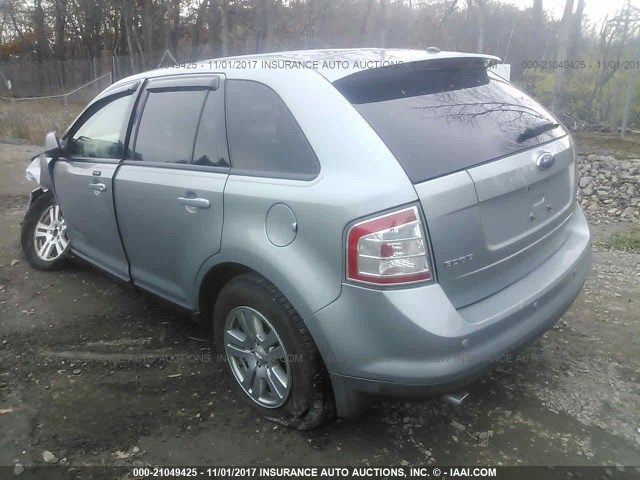 Radiator   Ford Edge  L W O Trailer Tow Package