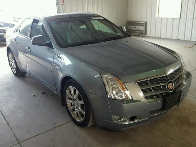 08 09 10 Cadillac CTS Trunk/Hatch/Tailgate Sdn #2079949 | eBay