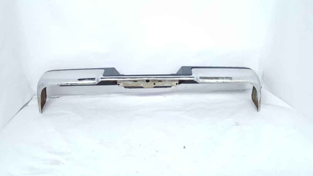 Step Bumper For 2006-2008 Ford F-150 Fleetside w// ROS Holes Powdercoated Blk.