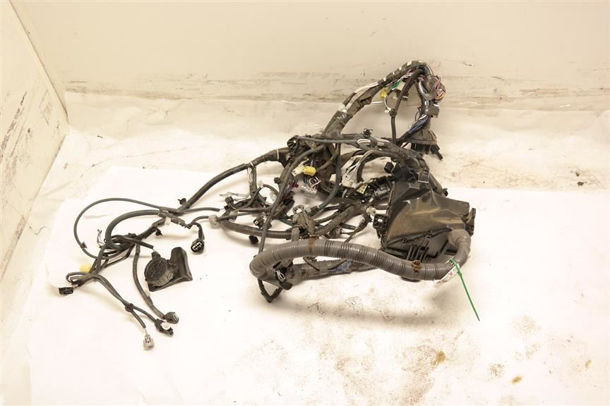 engine main room wire harness 821115cp24 fits 2016 toyota prius oem - image  1