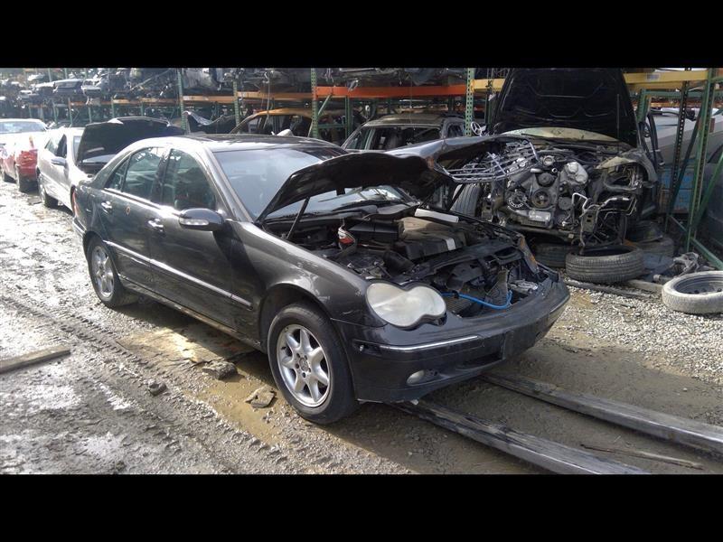 New Front Bumper Reinforcement For Mercedes-Benz C230,C320 MB1006119 2036201534