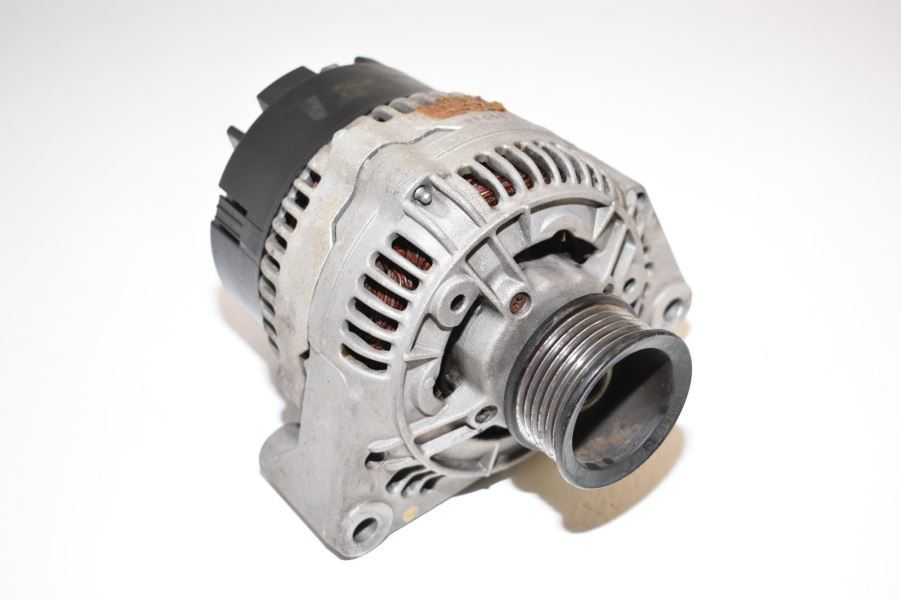 1985-89 1991-1993 MERCEDES 190E 2.3 W201 ENGINE ALTERNATOR ...
