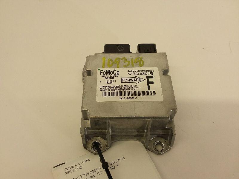 11 2011 ford f150 airbag air bag control module unit oem ebay rh ebay com