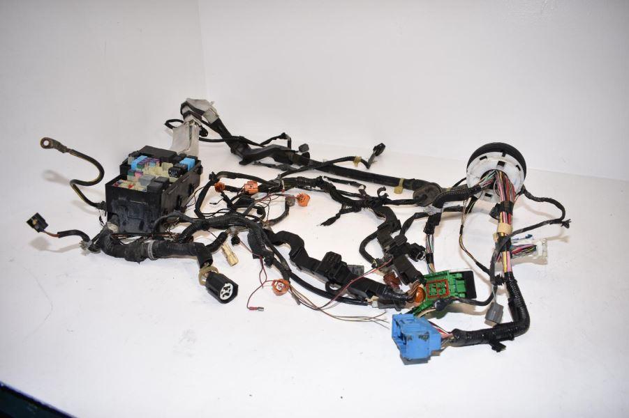 2008 mazdaspeed 3 turbo 2.3 wire harness front - mazda (ba6r-67 ...  ebay