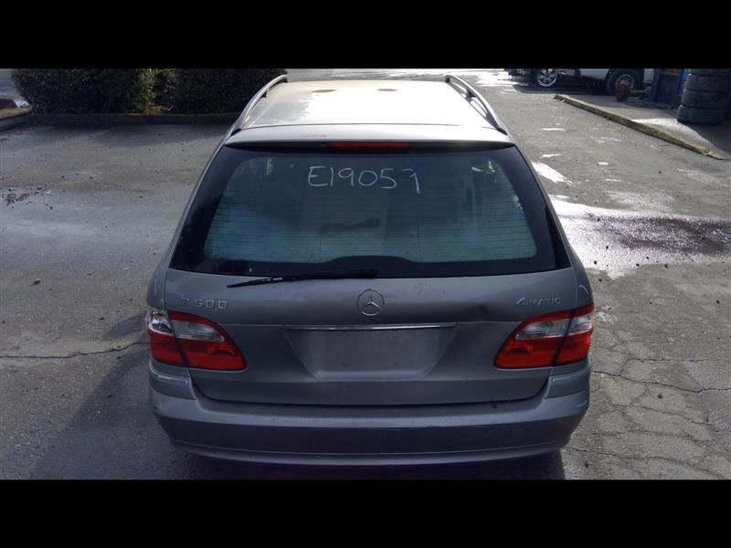Aluminum E-CLASS 03-09 FENDER LH Sedan//Wagon