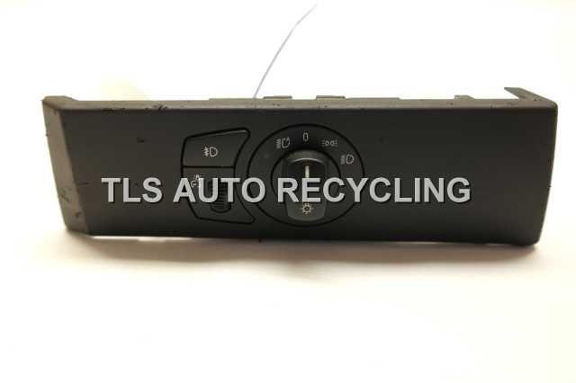 2005 Bmw 545i Headlamp  Rheostat Switch 61316925291