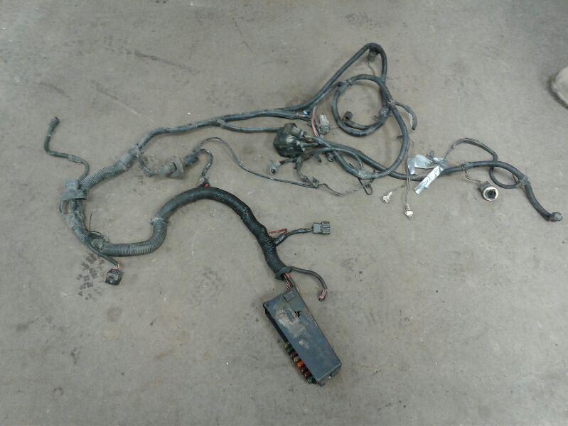 1995 jeep wrangler 2 5 auto transmission engine wire harness 461588