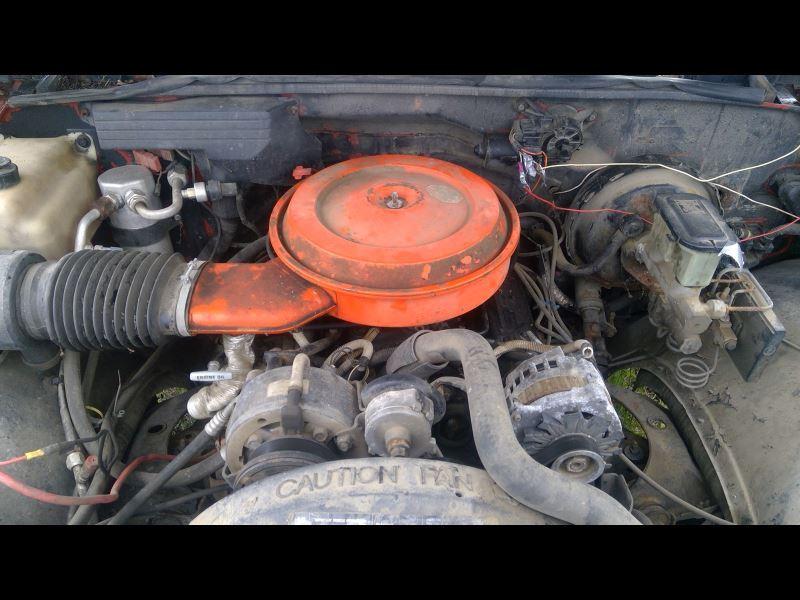 Engine 8 305 5 0l Vin H 8th Digit Fits 87 95 Chevrolet 10 Van 14033783 Ebay