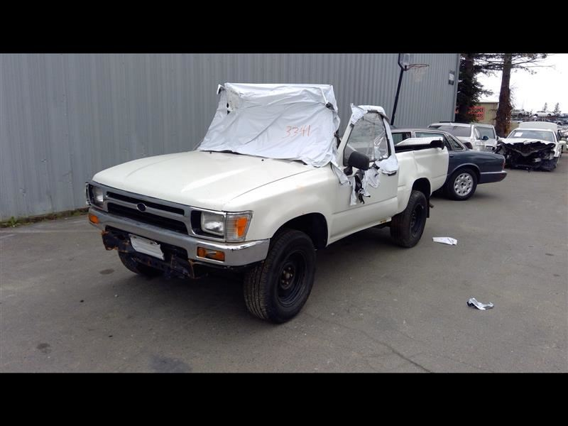 1995 toyota pickup 4 cylinder