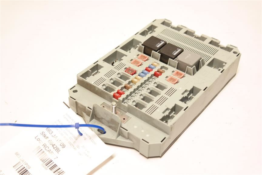 Jaguar Xf Passenger Fuse Box Location