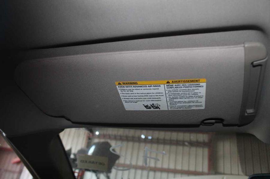 2004 NISSAN QUEST Sunvisor Sun Visor Driver Left Gray Lighted 571772 ... db84b366521
