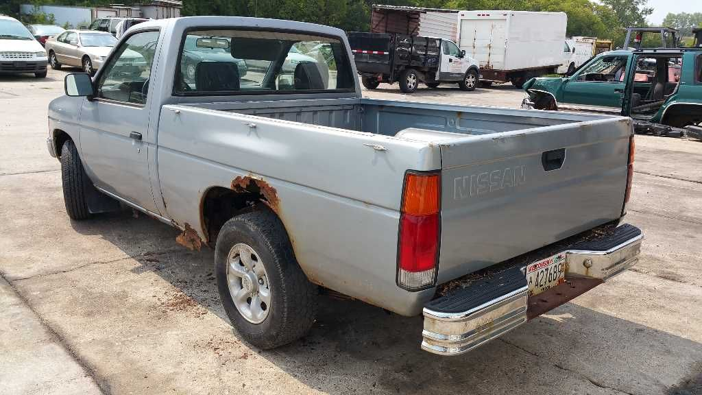 Details about Passenger Side View Mirror Manual Door Black Fits 86-97  NISSAN PICKUP 336688